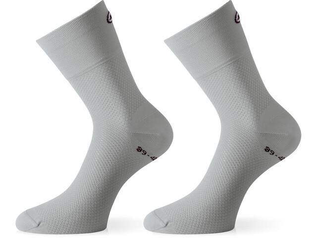 assos GT Socks Unisex silverFever